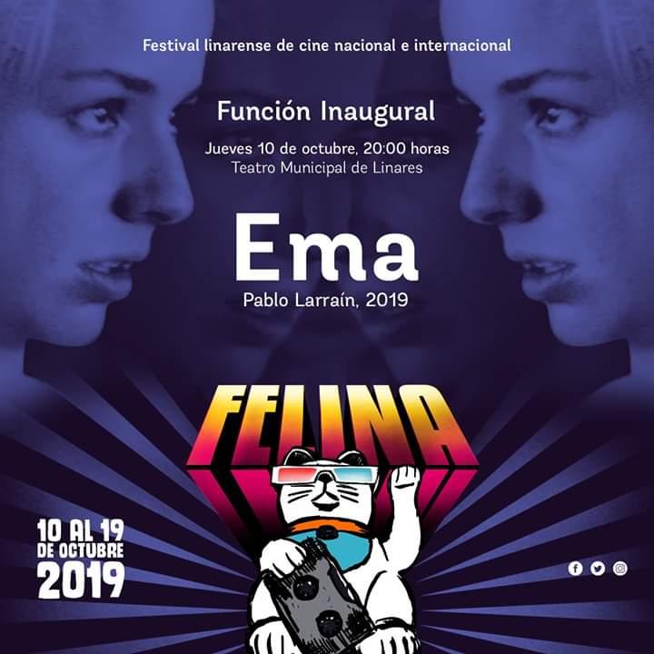 """Felina inaugura su versión 2019 con """"Ema"""" de PabloLarraín"""