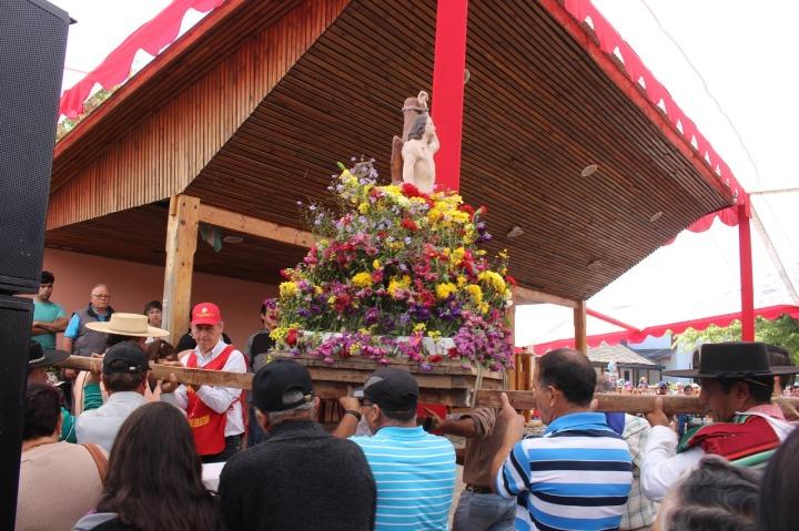 Todo listo para la fiesta de San Sebastián enPanimávida